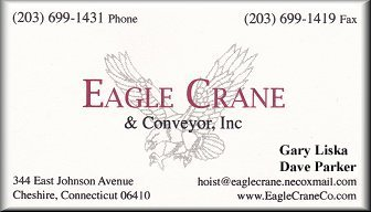 Eagle Crane and Conveyor, Inc